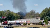 Un avión de entrenamiento militar se estrella en Lakeworth