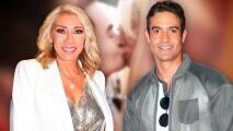 ¿Nuevo romance?: Cynthia Klitbo y Juan Vidal sorprenden dándose un beso en la boca