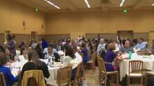 Pequeños empresarios participan en 'Inner City Capital Connections' en Los Ángeles