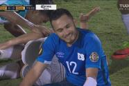 ¡Esa era para El Salvador! Monterroza desaprovecha la oportunidad