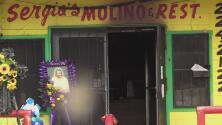 Fundador del famoso restaurante Sergio's Molina en San Antonio muere atrapado en el incendio que consumió el local