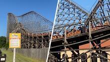 Nueva Jersey cierra la montaña rusa El Toro en Six Flags tras un descarrilamiento