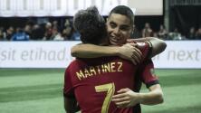 ¡Opina Zamorano! Almirón, el gran responsable de que Josef Martínez haya salido goleador en la MLS
