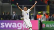 El gol de Mbappé ante España fue válido por estas razones