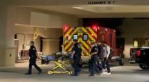 Imágenes exclusivas: 'Chucky' Lozano llegó al hospital