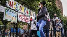 Covid-19: Un millón de estudiantes en Nueva York regresarán a las aulas en pleno repunte de la pandemia