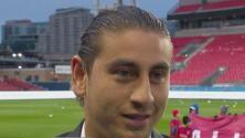 "Alejandro Bedoya: ""Tenemos que jugarnos todo o nos vamos a casa"""