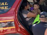 Dónde estaba y cómo sobrevivió: las incógnitas del caso de Christopher Ramírez, el niño de 3 años hallado a salvo en Texas