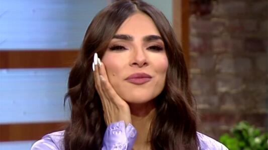 Alejanda Espinoza contó que aún tiene un malestar en el rostro