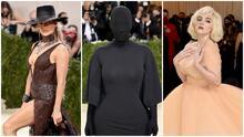 JLo, Kim Kardashian, Billie Eilish y todos los famosos que destacaron con su look en la alfombra de la Met Gala 2021