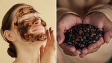 3 mascarillas de café que son mejores que las cremas caras: te quitarán las ojeras