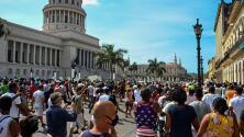 """""""La prensa cubana no cubrió lo que sucedió en la calle"""": Cristina Escobar a Díaz-Canel sobre las protestas"""