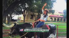 Georgina Holguín nos presenta  la tierra de los vaqueros