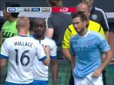 VIDEO: Por fin Frank Lampard debuta con New York City FC