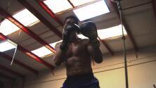 Kilo The Kid, un guerrero de 26 años que lucha por su sueño de ser una estrella del boxeo