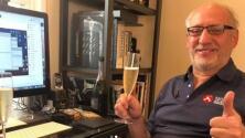 En video: Los gritos de emoción de un ingeniero hispano de la NASA cuando el Perseverance llegó a Marte