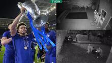 Roban medalla de Champions a Reece James mientras jugaba con Chelsea
