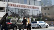 Alertan sobre fraudes relacionados con trámites en el consulado de México en Los Ángeles