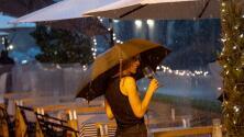 Miami se prepara para una noche de lunes con algunas tormentas aisladas y condiciones cálidas