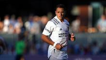 'Chicharito' Hernández habla de su esperado regreso con LA Galaxy