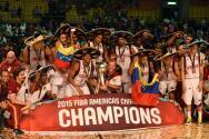 Venezuela 76-71 Argentina: Los venezolanos se coronan del Preolímpico Fiba Américas 2015