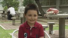 Niño genio de 9 años asiste a la UNAM