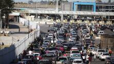 Cierre de la frontera de San Ysidro produjo pérdidas de 5,3 millones de dólares