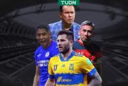 ¡Pura figura! Conoce el equipo de estrellas de Liga MX para MLS All-Star Game