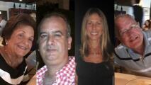 Estas son las primeras cuatro víctimas identificadas tras el derrumbe de un edificio en Miami Beach