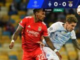 Con polémica incluida Dynamo y Benfica empatan sin goles