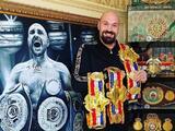Tyson Fury confirma fecha y sede para enfrentar a Joshua
