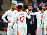 Southgate defendió a los jugadores que fallaron los penales