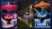 """""""Donut Boats"""",  la nueva atracción de Tempe Town Lake"""
