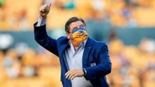 Herrera acepta los abucheos al no poder ganar con Tigres
