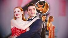 ¿Oscar Isaac se propasó con Jessica Chastain frente a todo el mundo?