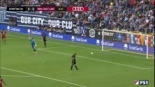 Con maravillosa asistencia y definición Corey Baird abre el marcador, Sporting KC 0-1 Salt Lake