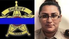 Una oficial del alguacil del condado de Waller muere en accidente por tormenta severa