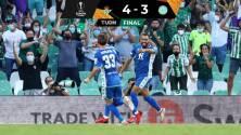 En un auténtico partidazo, Betis derrota 4-3 al Celtic en casa