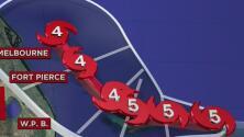 El huracán Dorian se mantiene en categoría 5 con vientos sostenidos de 185 millas por hora