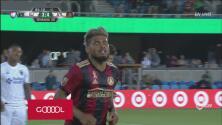Con golazo de cabeza Josef Martínez culmina la remontada de último minuto, San Jose 3-4 Atlanta