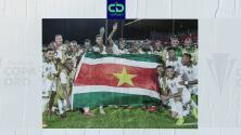 Historia futbolística de Surinam y la partida de jugadores a Holanda
