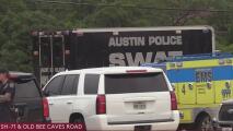Arrestan a hombre que portaba un arma y amenazaba a residentes del área Old Bee Cave Road