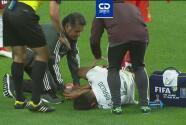 Top 5 de lesiones entre jugadores de la Selección Mexicana