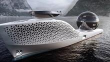 """Earth 300: el megacrucero nuclear diseñado para """"salvar al mundo"""""""