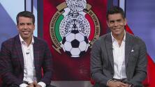Pavel Pardo y Oswaldo Sánchez dieron a los cuatro nominados al 'Salón de Leyendas' del Tri