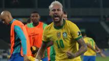 Neymar sorprende con un nuevo y extravagante ¿peinado?