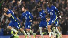 Chelsea y Arsenal se ubican en Cuartos de Final de la Carabao Cup