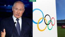 Vladímir Putin espera que Rusia sea sede de los JJOO del 2036