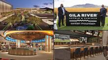 Inicia la construcción del casino 'Santan Mountain' de Gila River al sur de Chandler