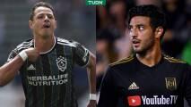 'Chicharito' Hernández va tras récord de 34 goles de Carlos Vela
